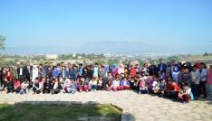 Öğrenciler Safranbolunun tarihi mekanlarını gezdi