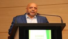 HAK-İŞ Genel Başkanı Arslan KBÜde konferans verdi