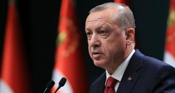 Cumhurbaşkanı Erdoğan ilan etti: Ve resmen başladı