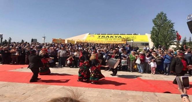 Trakya, Ankarada tanıtılıyor