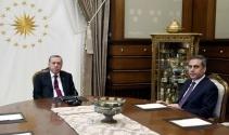 Cumhurbaşkanı Erdoğan, Hakan Fidanı kabul etti