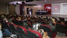 Vanda aday öğretmenlere yönelik bilgilendirme programı