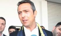 Ali Koç, Fenerbahçe - Beşiktaş derbisi sorularını yanıtsız bıraktı