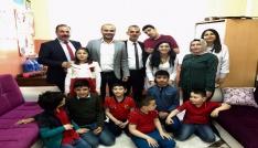 Kızılay Fatsa Şubesi özel çocukları Ankaraya gönderiyor
