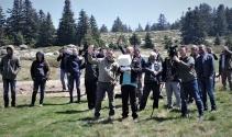 Aldıkları drone eğitimiyle kaçak avcılara göz açtırmayacaklar