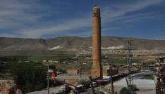 Hasankeyfte El Rızk Camii, minaresi sökülerek taşınacak