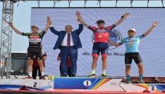 Tour Of Mersinin en uzun parkuru tamamlandı