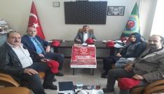 Hisarcıkta Türk Silahlı Kuvvetleri Fahri Tanıtım Kurulu Toplantısı