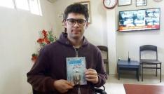 Halil Talha Koçun Elleri üşüyen adam isimli kitabı çıktı