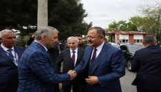 """Başkan Çelik: """"Türkiyenin en iyi havacılık lisesi Kayseride olacak"""
