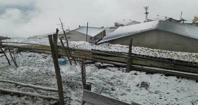 Sivasta kar sürprizi