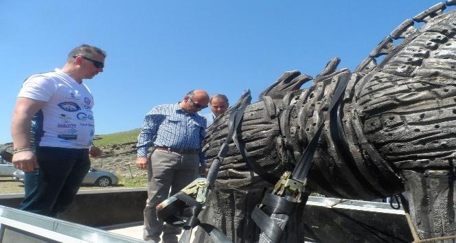 2018 Troya Yılında, Troya atıyla rekor denemesi
