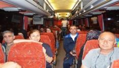 Ereğli Belediyesi öğrenci ve öğretmenleri Çanakkaleye gönderdi