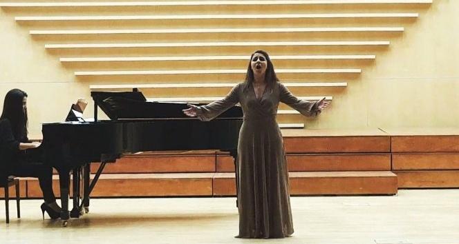 MEÜde Şan Sınıfları konseri