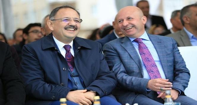 Kocasinan Akademi Erciyesevler Tesisi açıldı