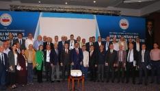 Başkanlar Aydınnın jeotermal geleceğini konuştu