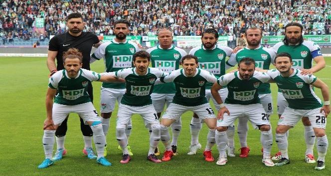 Kırşehir Belediyespor 3. Lige yükseldi