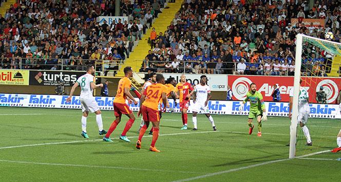 Alanyaspor 2-3 Galatasaray Maçı