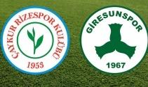 Rizespor Giresunspor canlı izle (Bein Sports) Rizespor Giresunspor maç kaç kaç ?