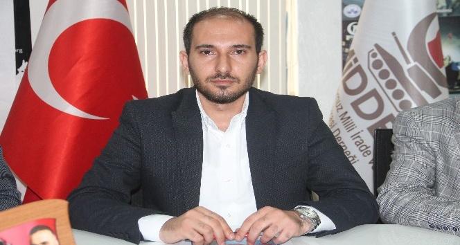 Elazığ MİDDERin başkanı Yasin Erman oldu