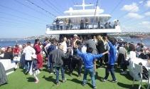 81 ilden gelen 81 çocuk, ilk kez İstanbulu ve denizi gördü