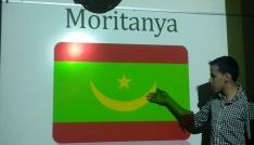 YUDERde yabancılar ülkelerini tanıtma fırsatı buluyor