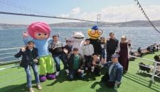 Siirtli öğrenciler 23 Nisanı İstanbulda kutladı