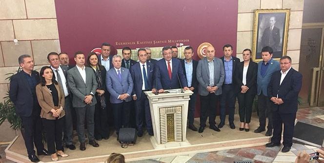 15 CHP'li milletvekili İYİ Parti'ye geçti... CHP'den ilk açıklama