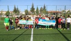 Çocuklar Halk Merkezlerinde sporla sosyalleşiyor