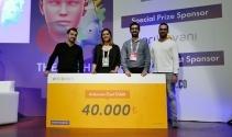 Gelecek vaat eden girişimciye Arıkovanı Özel Ödülü