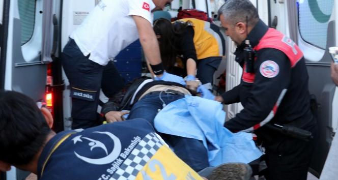 Antalyada bozuk otomobil cinayeti