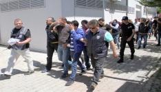 Alanyada aranan 21 şüpheli eş zamanlı operasyonla yakalandı