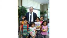 Belediye Başkanı Polattan 23 Nisan mesajı