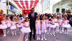 Başkan Gürkandan 23 Nisan kutlaması