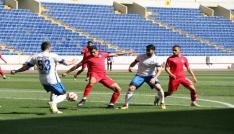TFF 2. Lig: Mersin İdmanyurdu: 1 - Sarıyer: 2