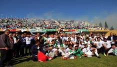 Antalya Serikspor 3. Ligde