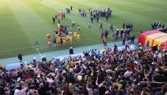 Fatsa Belediyespor 3. Lig bileti aldı