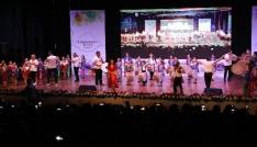 Mersinde Uluslararası Çocuk Festivali başladı