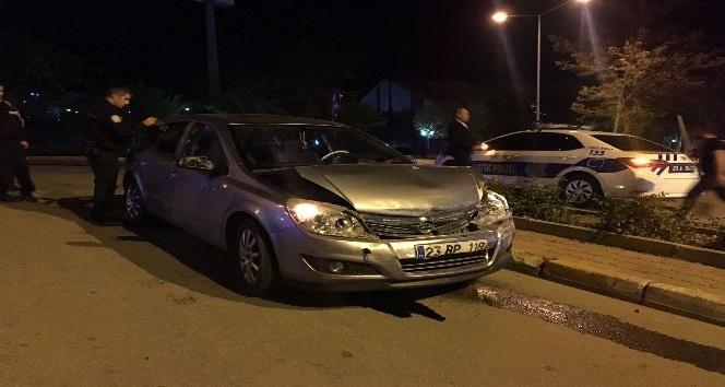 Elazığda 2 ayrı trafik kazası: 13 yaralı