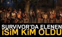 Survivor KİM ELENDİ, KİM GİTTİ? | Survivor'da Adaya Kim Veda Etti |23 Nisan Survivor'da Elenen İsim