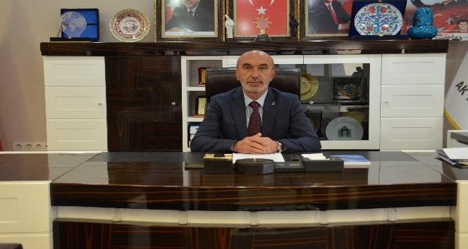 "AK Parti Konya İl Başkanı Angıdan ""23 Nisan"" mesajı"
