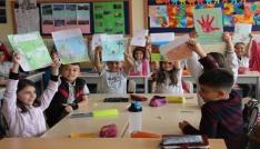 Türk ve Avrupalı minikler arasında masal paylaşımı