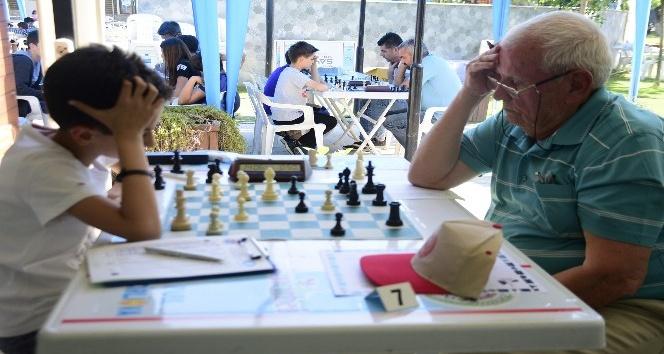 İncirliovada 23 Nisan satranç turnuvası