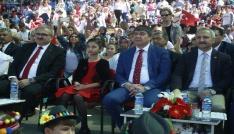 Antalyada 23 Nisan etkinlikleri meydanlara sığmadı