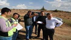 Sazak erozyon sahasına 3 milyon fidan