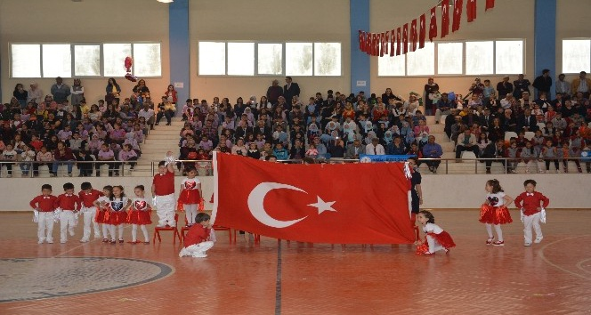 Antalyada 23 Nisan Kutlamaları