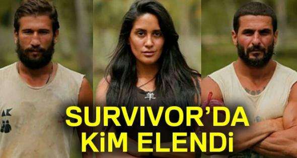 Survivor'da kim GİTTİ?  Survivor'da kim ELENDİ? |Survivor'da elenen isim kim