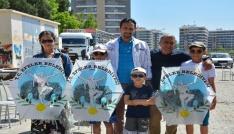 Efeler Belediyesi 23 Nisanda gökyüzünü süsledi
