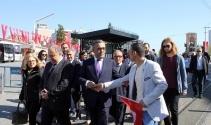Taksimdeki 23 Nisan törenlerinde CHPli Sezgin Tanrıkuluna tepki