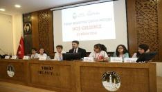 Tokat Belediyesi Çocuk Meclisi 23 Nisanda toplandı